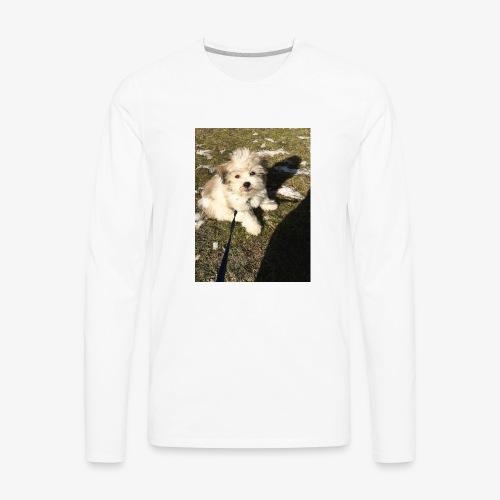 Rocky Having Fun - Men's Premium Long Sleeve T-Shirt