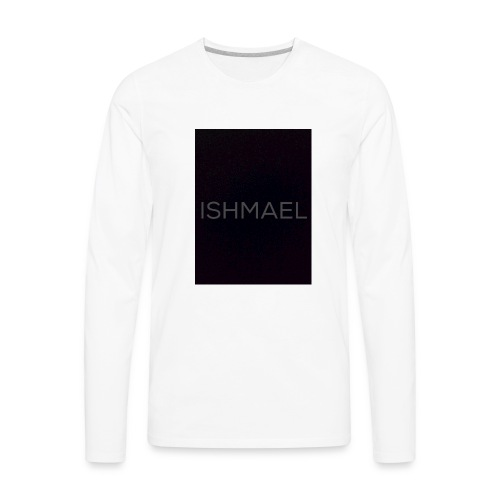 ISHMAEL - Men's Premium Long Sleeve T-Shirt