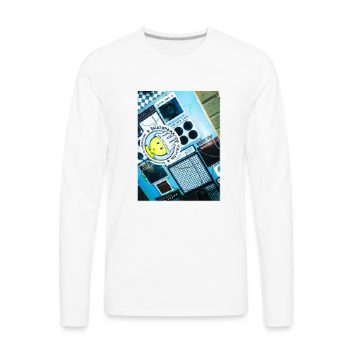 skate - Men's Premium Long Sleeve T-Shirt