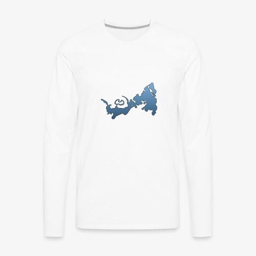 Lake Beulah - Men's Premium Long Sleeve T-Shirt