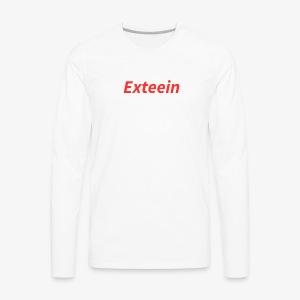 exteein - Men's Premium Long Sleeve T-Shirt