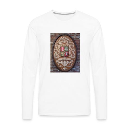 Pabst Crest - Men's Premium Long Sleeve T-Shirt