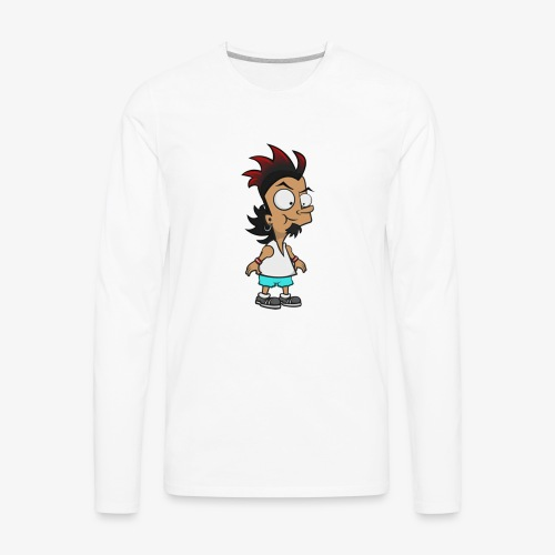Gasparcito !!! - Men's Premium Long Sleeve T-Shirt