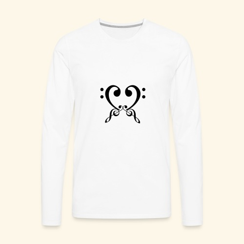 Roxy Fae Logo - Men's Premium Long Sleeve T-Shirt