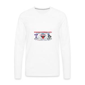 Official Corsicana Bowl Merchandise - Men's Premium Long Sleeve T-Shirt