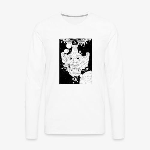 OBELISK - Men's Premium Long Sleeve T-Shirt