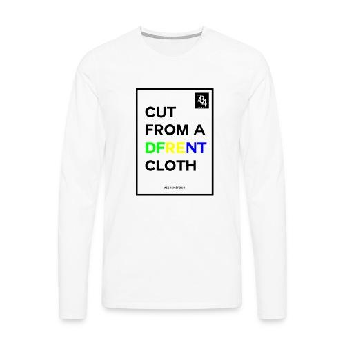DFRENTCLOTHINDEPENDENCE - Men's Premium Long Sleeve T-Shirt