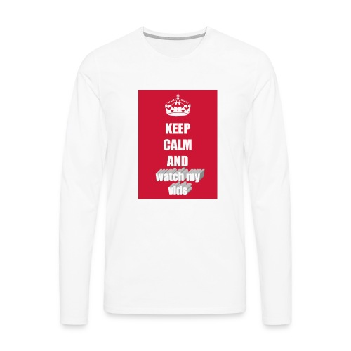 20180111 212441 - Men's Premium Long Sleeve T-Shirt