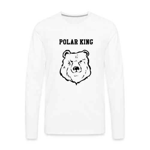 Polar King - Men's Premium Long Sleeve T-Shirt
