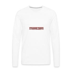 LargeDesign Ayush - Men's Premium Long Sleeve T-Shirt