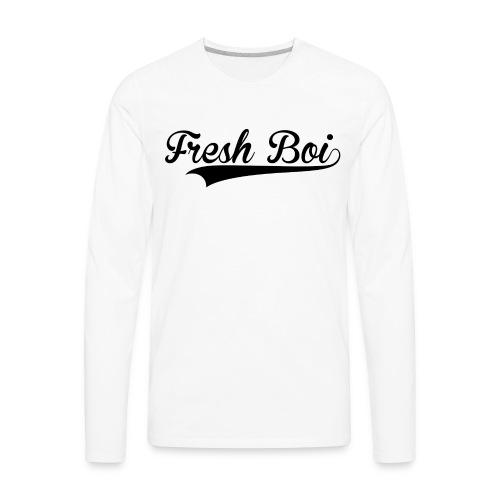 BaseballShirt - Men's Premium Long Sleeve T-Shirt