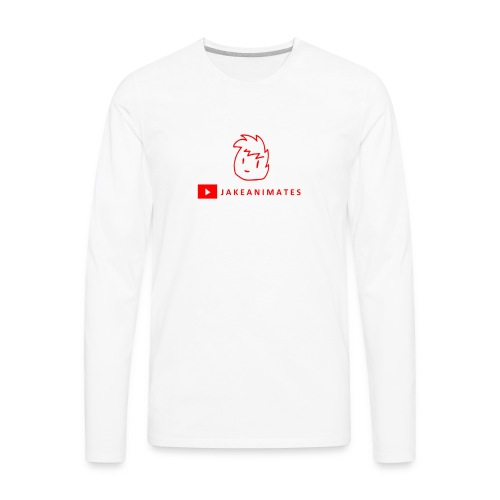 JakeAnimates - Men's Premium Long Sleeve T-Shirt