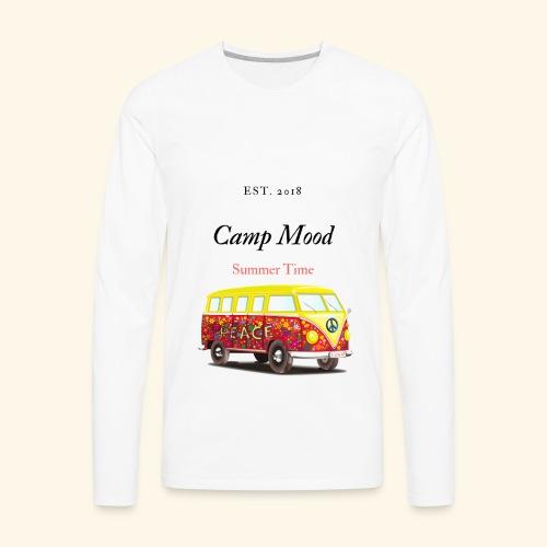 Summer Time - Men's Premium Long Sleeve T-Shirt