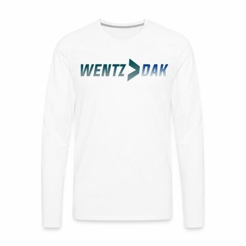 WENTZ > DAK - Men's Premium Long Sleeve T-Shirt