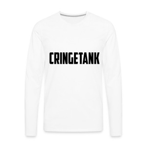 CringeTank's Masterpiece - Men's Premium Long Sleeve T-Shirt