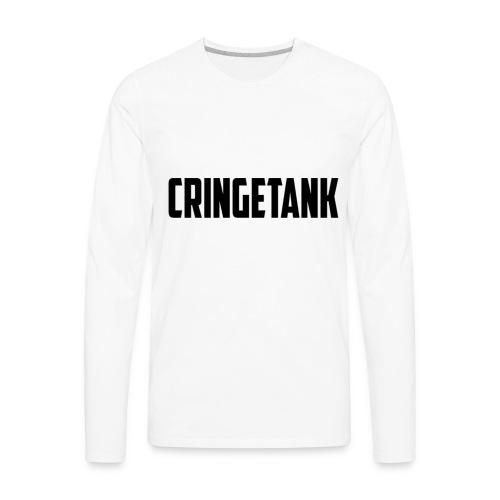 CringeTank's Masterpiece - Men's Premium Long Sleeve T-Shirt
