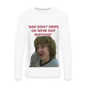 ELMER FUDGE - Men's Premium Long Sleeve T-Shirt