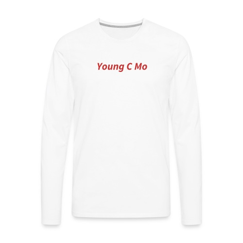 Young C Mo - Men's Premium Long Sleeve T-Shirt