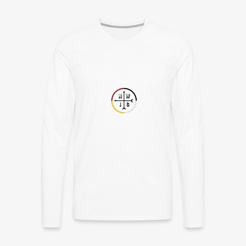 SEB Logo - Men's Premium Long Sleeve T-Shirt