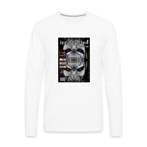 izzyinfected Artworqs Cover January 25th, 2011 - Men's Premium Long Sleeve T-Shirt