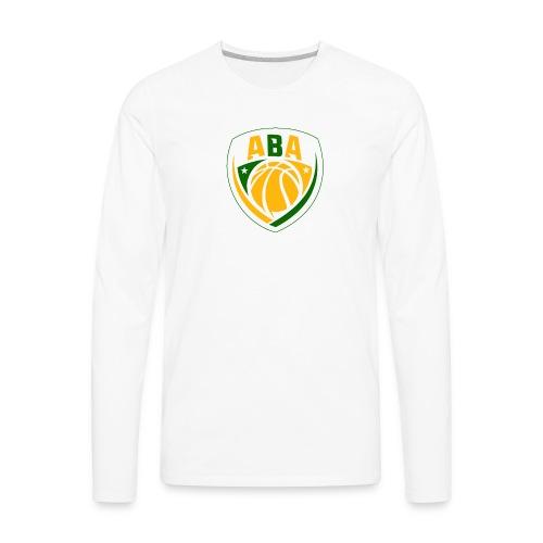 Archbald Basketball Association Merchandise - Men's Premium Long Sleeve T-Shirt