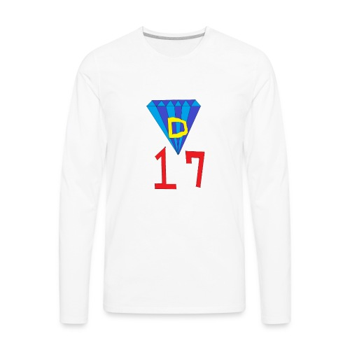 More Merch!!! - Men's Premium Long Sleeve T-Shirt