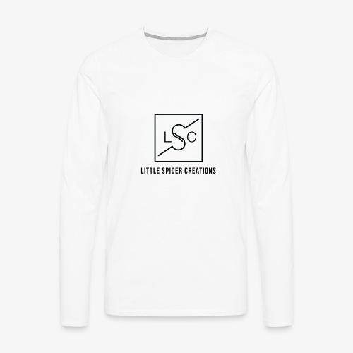 LSC Logo - Men's Premium Long Sleeve T-Shirt