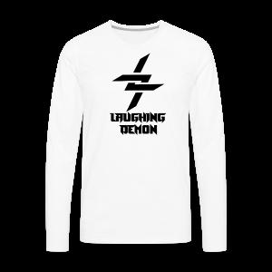 Laughing Demon Dark - Men's Premium Long Sleeve T-Shirt