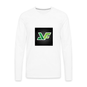 Jacks Flat Logo - Men's Premium Long Sleeve T-Shirt