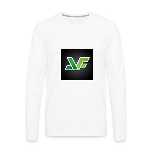 Jacks Flat Logo - Men's Premium Long Sleeve T-Shirt