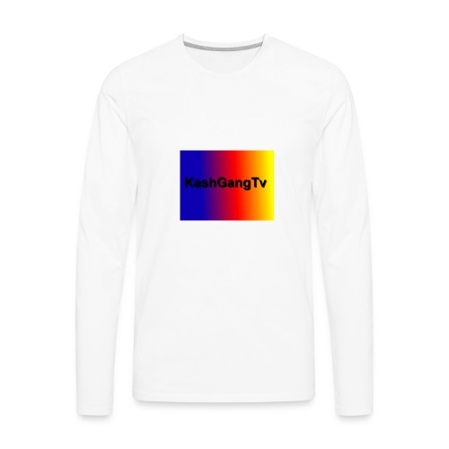 KashSquad - Men's Premium Long Sleeve T-Shirt