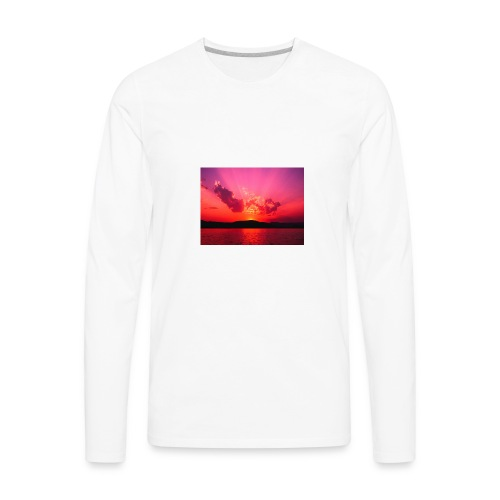 drift.co.nz tshirt - Men's Premium Long Sleeve T-Shirt