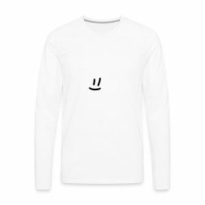 Happyface merch - Men's Premium Long Sleeve T-Shirt