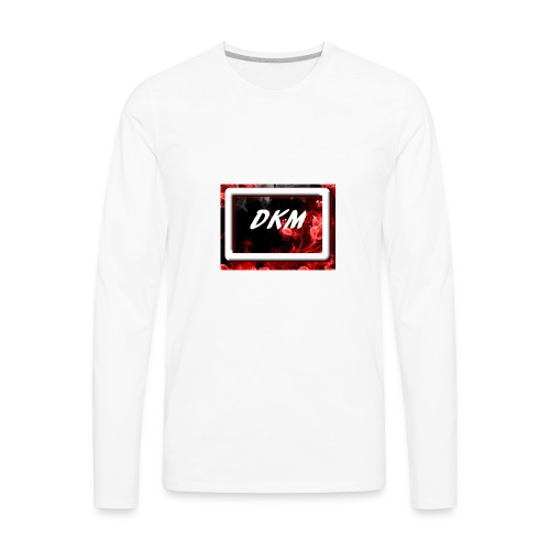 DEN KAI MERCH - Men's Premium Long Sleeve T-Shirt
