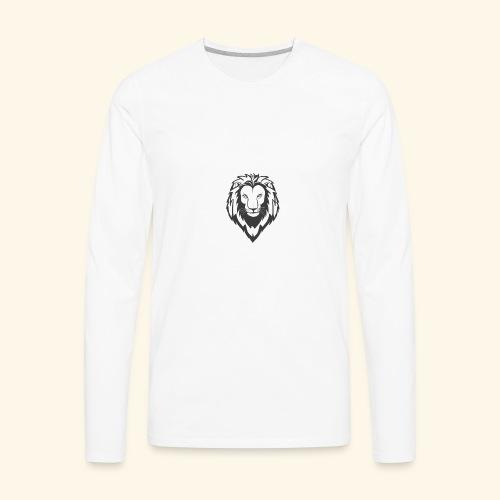 Lion Feel good - Men's Premium Long Sleeve T-Shirt