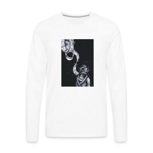 Feel - Men's Premium Long Sleeve T-Shirt