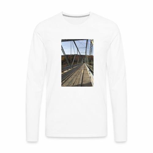 Still Standing by Ghost Sniper - Men's Premium Long Sleeve T-Shirt