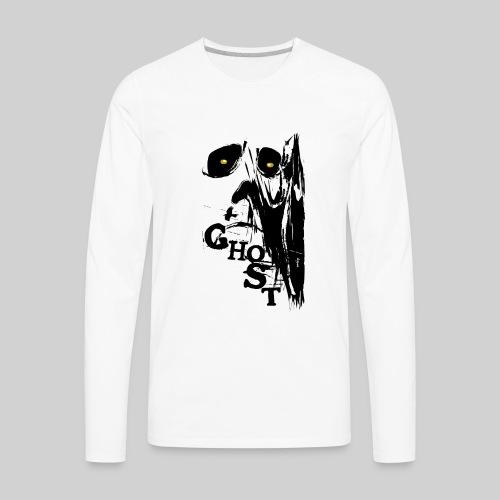 ghostcomback - Men's Premium Long Sleeve T-Shirt