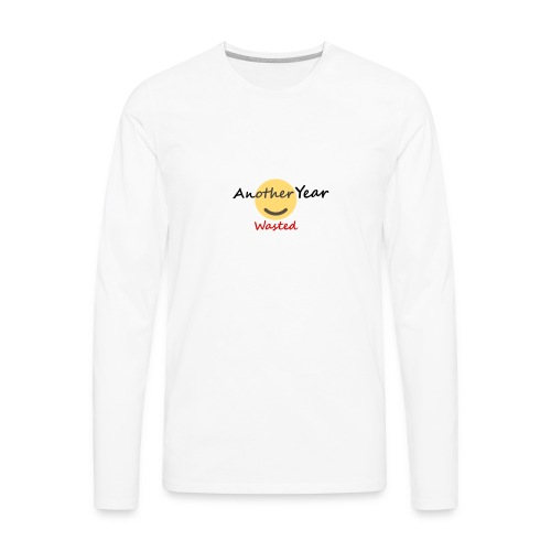 New Year - Men's Premium Long Sleeve T-Shirt