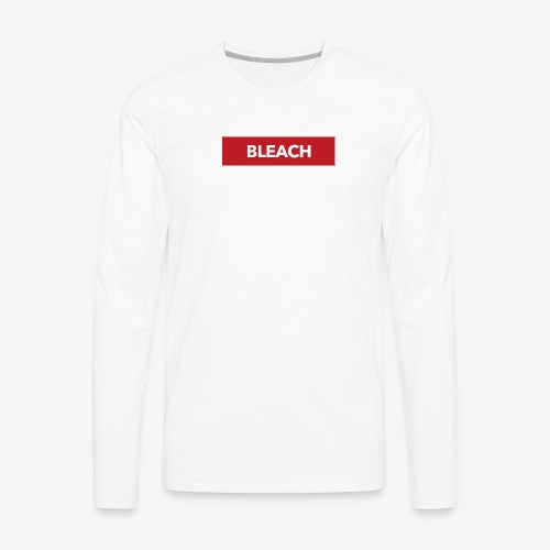 Bleach Main Design - Men's Premium Long Sleeve T-Shirt