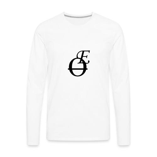 Ordinary/Extravagance - Men's Premium Long Sleeve T-Shirt