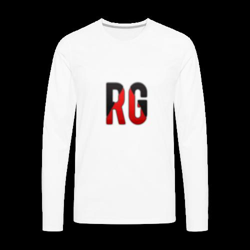 T-shirt big - Men's Premium Long Sleeve T-Shirt