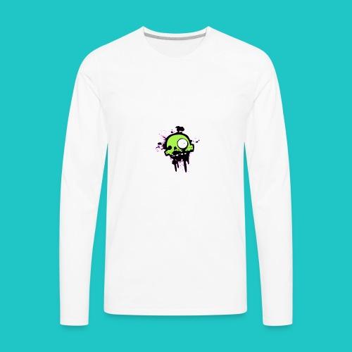 Realistic Design - Men's Premium Long Sleeve T-Shirt