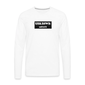 unknown brand - Men's Premium Long Sleeve T-Shirt