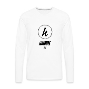 Humble - Men's Premium Long Sleeve T-Shirt