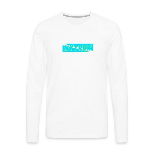 Nytrex Box V1 - Men's Premium Long Sleeve T-Shirt