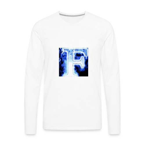 Porter Apodaca - Men's Premium Long Sleeve T-Shirt