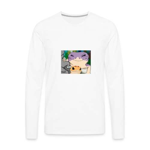Geckos - Men's Premium Long Sleeve T-Shirt