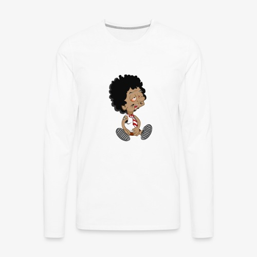 noruego - Men's Premium Long Sleeve T-Shirt