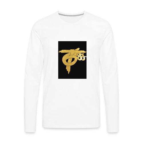 600 - Men's Premium Long Sleeve T-Shirt